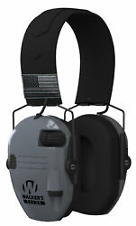 WALKER#x27;S WALKERS RAZOR PATRIOT SERIES SLIM SHOOTER ELECTRONIC MUFFS GRAY $48.99