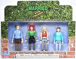 FUNKO Married With Children Action Figures (4 Pack) 2018 NYCC Exclusive