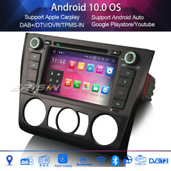 Car stereo Sat nav Android 9.0 For BMW 1 Series E81 E82 E88 DVD GPS OBD+WIFI SWC