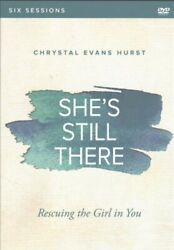 She's Still There Study Guide with DVD : Rescuing the Girl in You by Chrystal...