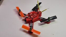 NEW 135mm Micro FPV Racing Quad Kit for Standard Size Controllers Naze32 etc $39.99