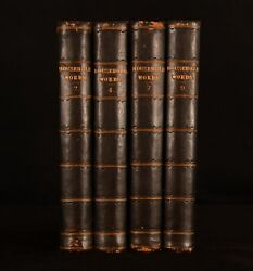1851-54 4vol Household Words a Weekly Journal Charles Dickens 1st