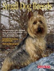 Small Dog Breeds by Dan Rice 2002 Paperback $10.95