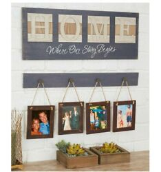Ltd Commodities Rustic Home Decor Sign picture frames $15.00