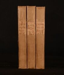 1840 3vol Confessions of a Thug Captain Meadows Taylor Second Edition