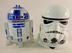 Micro Machines Star Wars Stormtrooper Death Star amp; R2D2 Jabba#x27;s Palace Playset $29.99
