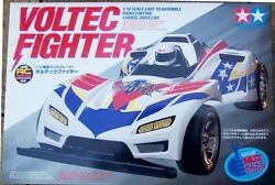 TAMIYA 57602 VOLTEC FIGHTER RC KIT OOP NEW IN BOX $79.00