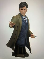 Titan Merchandise Doctor Who: David Tennant As The Tenth Doctor Maxi Bust $350.00