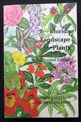 1975 Florida Landscape and Plants - Native and Exotic