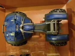 mcfarlane toys HALO 3 reach mongoose BLUE deluxe vehicle series UNSC no figure