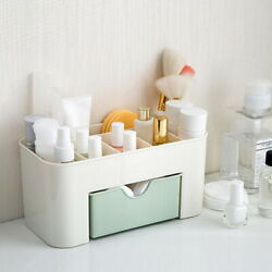 Creative Durable Cosmetic Drawer Organizer Case Makeup Storage Container Boxs BO