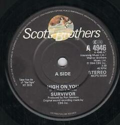SURVIVOR (AOR GROUP) High On You 7