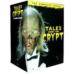 Tales from the Crypt:The Complete Series Seasons 1-7(DVD 2017 20-Disc Box Set)