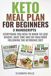 Keto Meal Plan For Beginners: 3 Manuscripts - Everything You Need To Know To…