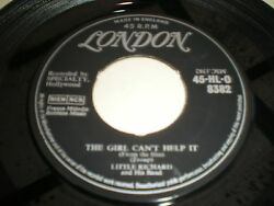 LITTLE RICHARD - THE GIRL CAN'T HELP IT  SHE'S GOT IT
