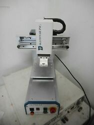 I&J7900-LF -- FISNAR 3 AXIS DISPENSING ROBOT XY + Z -- and TEACH PENDANT