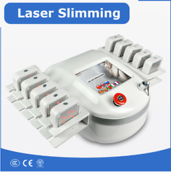 Diode L-ipo Laser slimming 635nm weight lose beauty machine