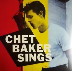 Baker- ChetSings (Limited Edition in Solid Yellow Colored New Vinyl)  $9.99
