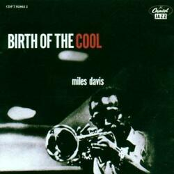 Davis Miles Birth Of The Cool Limited Edition Transparent Red Colored Vinyl $15.99
