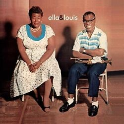 Fitzgerald- Ella & Armstrong- Louis (YELLOW COLORED VINYL) $9.99