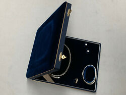 VINTAGE BOX FOR JEWELRY SET $65.00