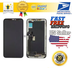 US For iPhone X XR XS Max 11 OLED LCD Display Touch Screen Digitizer Replacement $56.95