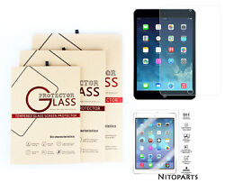 Premium Tempered Glass Screen Protector for iPad 2 3 4 Mini Air Pro 9.7 10.2 11 $5.95