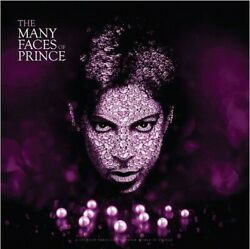 Various Artists - Many Faces Of Prince  Various [New Vinyl] Colored Vinyl Gate