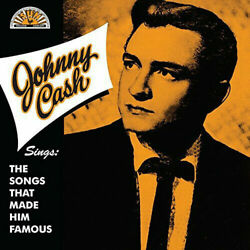 Cash JohnnySings the Songs that made him famous (New Vinyl)