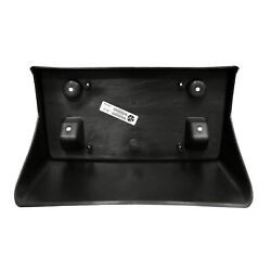 GM1068157 Front License Plate Bracket Plastic Fits 15-19 Chevy Silverado 2500 $26.19