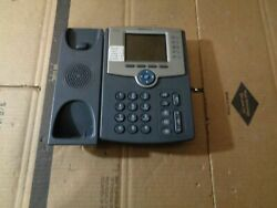 CISCO SPA525-G2 5-LINE BUSINESS IP PHONE COLOR DISPLAY SPA525G2 WO HANDSET