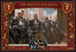 A Song of Ice and Fire Miniature Game Lannister The Warrior#x27;s Sons NEW $28.00