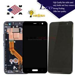 For HTC U11 Life HTC 11 U Play LCD Screen Replacement Digitizer Touch Display
