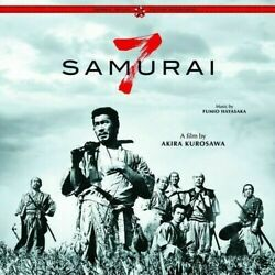 Various Artists	Seven Samurai (New Vinyl)