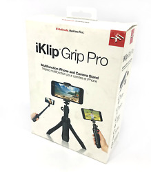 IK Multimedia iKlip Grip Pro - Multifunction iPhone and Camera Stand #2034