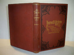 The Gods and Other Lectures Robert G. Ingersoll 1sr Ed 1874 hardcover