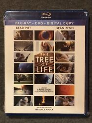 The Tree of Life (Blu-rayDVD 2011 2-Disc) NewSealed