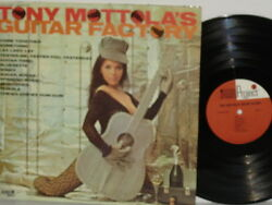 TONY MOTTOLA Tony Mottola's Guitar Factory LP Come Together Something Tequila