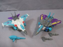 Transformers Power of the Primes DREADWIND & BLACKWING  Deluxe