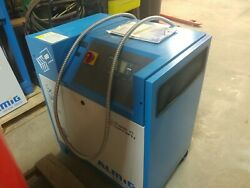 Flex 67 Used Almig 7.5hp VARIABLE SPEED air compressor 480 volt Free Shipping $5,500.00