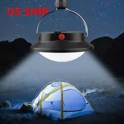 Bright Rechargeable 60 LED Camping Tent Light Lantern Fishing Lamp US
