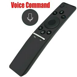 New Bluetooth Remote Voice Control Replacement for Samsung Smart UHD LED HDTV TV $26.98