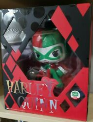 Funko Excl. Harley Quinn Super Deluxe Holiday LE To 150
