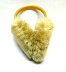 Nolan#x27;s Earmuffs Women Very Soft Fluffy 1982 Adjustable For Perfect Fit K2 $12.99