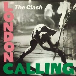 London Calling [LP] by The Clash (Vinyl Aug-2015 2 Discs Sony Music)