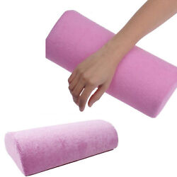 Soft Nail Art Hand Holder Cushion Pad Pillow Nail Care Arm Rest Manicure Tool US