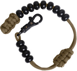Coyote Tactical Paracord Pace Counter Beads Bracelet for Navigation Army Ranger $9.99