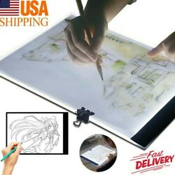 Dimmable A4 A5 LED Light Box Tracing Board Art Stencil Drawing Copy Pad Table