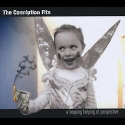 The Conniption Fits - Heaping Helping of Perspective [New CD]
