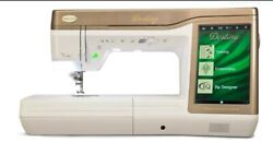 Baby Lock Destiny 2 SewingEmbroidery Machine with Kit III included.
